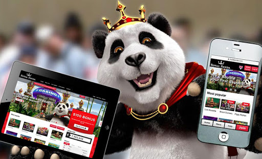 Royal Panda Casino features.